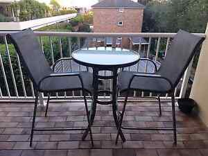 Outdoor Table and Chairs Mosman Mosman Area Preview