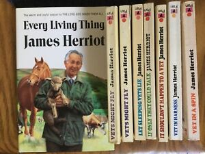 James Herriot books! You know you love them!