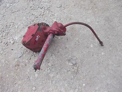 Farmall 400 Tractor Original Ih Ihc Engine Motor Governor Assembly Case Tube