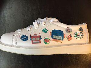 Linds Bot Kids Bowling Shoe Size 3