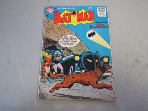 Batman #92 Comic Book 1955