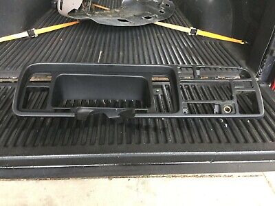 1994-97 OEM Dodge Ram Dash Bezel & Vents Very NICE ORIGINAL PARTS  No Cracks !
