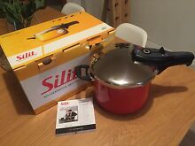SILIT sicomatic t-plus pressure cooker - never used Adelaide CBD Adelaide City Preview