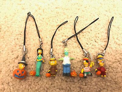 Simpsons Halloween figigure from Blind Boxes Gacha Gashapon kidrobot like HTF](Gacha Halloween)