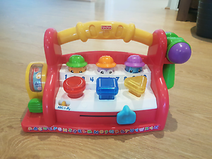Fisher Price Laugh and Learn Tool Bench Tapping Wanneroo Area Preview
