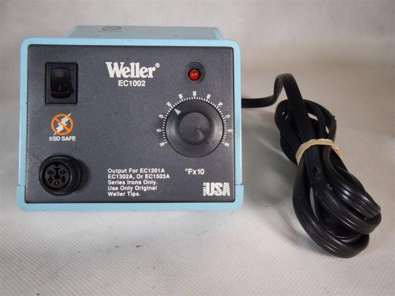 Used Weller 120V Soldering Station Power Supply Unit (Burnt Cord) P11