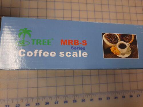 Tree Coffee Scale MRB-S-1000 - $25.00