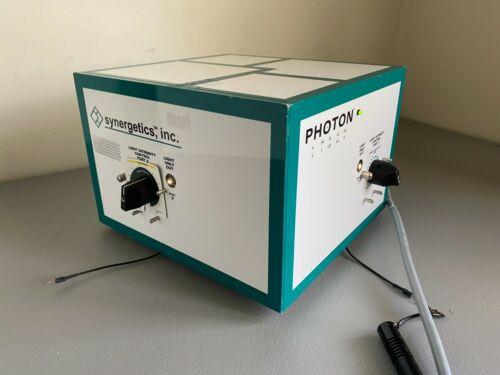 Synergetics Photon-2x Laser Light Source