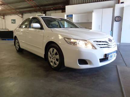 LOW KMS 2010 Toyota Camry Sedan 3 YEARS AWN WARRANTY St James Victoria Park Area Preview