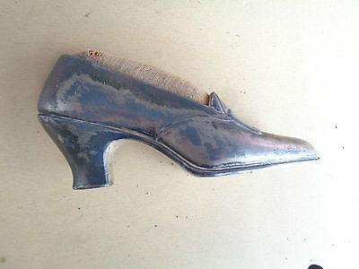 Altes Nadelkissen Schuh