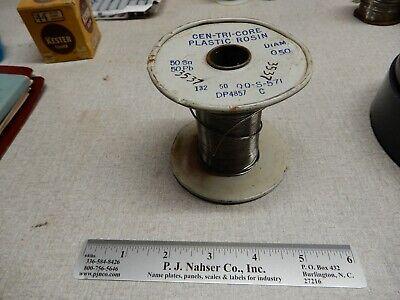 Alpha Cen-tri-core Solder 5050 .050 Dia 1 Pound 3 Ounces
