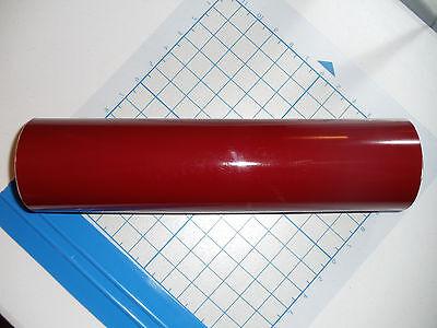 Burgundy Vinyl 15 Roll Sign Decal Sheet Series 5 High Gloss Windowwall