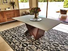 Brand new current season 10-seater Domayne 'Moderna' Dining Table Chatswood West Willoughby Area Preview