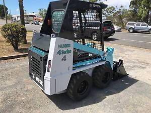 TOYOTA HUSKI 4SDK-4 SKID STEER LOADER Arundel Gold Coast City Preview
