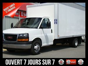 2015 Savana Commercial Cutaway 3500 Monte Charge Hydraulique 16