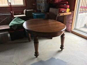 Antique kitchen /dining table
