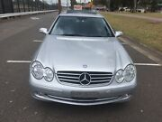 MERCEDES BENZ CLK320 NO STUPID OFFERS THE PRICE IS FIRM  Yagoona Bankstown Area Preview