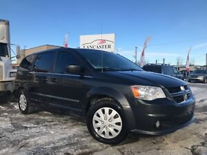 2012 Dodge Grand Caravan Crew --FULLY LOADED--ONE OWNER--