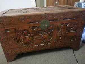 Camphor Wood Chest Charlestown Lake Macquarie Area Preview