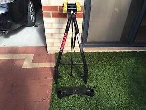 Pacific A-Frame Car Rack Towball 3 Bike Balcatta Stirling Area Preview