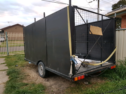 Single axle trailer Coolaroo Hume Area Preview