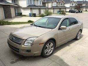 For sale 2007 Ford Fusion