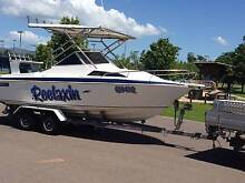 HAINES HUNTER 580SL FOR SALE  $24500 ONO Townsville Townsville City Preview