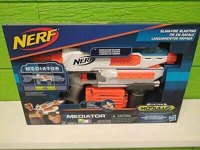NERF E0016 N-strike Modulus Mediator Blaster Gun