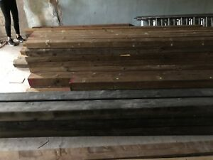 Lumber fencing decking material new