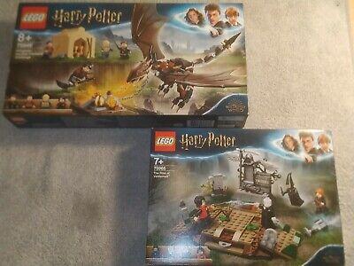 LEGO Harry Potter 75946 + 75965. Brand New.