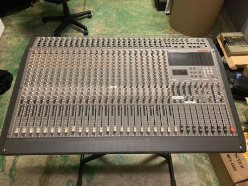 Tascam M-2524 24 Channel / 8 Bus Analog Multitrack Mixing-Recording Console