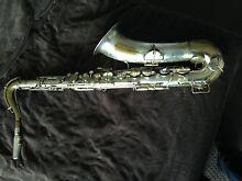 Vintage 1928 tenor conn sax Mosman Park Cottesloe Area Preview
