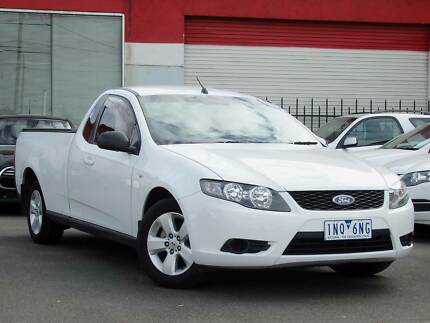 2010 Ford Falcon FG Ute  *** 3 SEATER UTE ***  $8,990 DRIVE AWAY Footscray Maribyrnong Area Preview