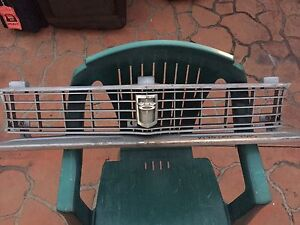 Toyota Corolla KE20 Front Grill + LOWER APRON - Rare Wetherill Park Fairfield Area Preview