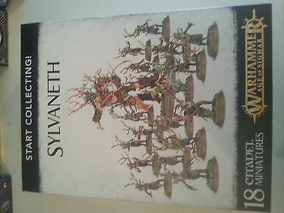 WARHAMMER AGE OF SIGMAR START COLLECTING SYLVANETH - NEW & SEALED