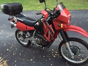 2005 KLR 650