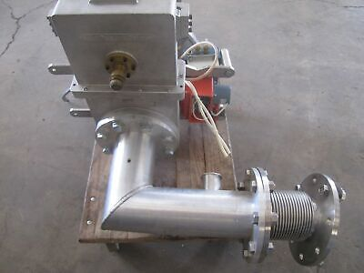 Vacuum Research Company Heavy Duty Pump System 3075