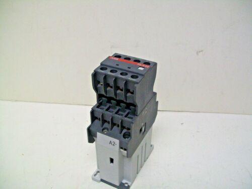 ABB NL44E 8 Pole 16 Amp Control Relay Block Contactor 24Volt DC coil 690 Volt