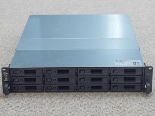 Synology RackStation RS2418+ 12-bay 2U SAN/NAS Server Diskless