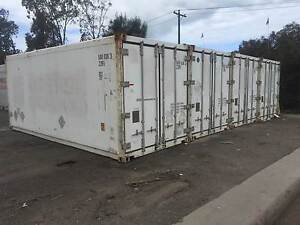 20ft NOR REFRIGERATED SHIPPING CONTAINERS Melbourne Region Preview