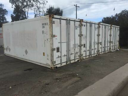 20ft NOR REFRIGERATED SHIPPING CONTAINERS