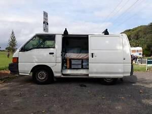 !Price Drop! 1998 Mitsubishi Express Campervan