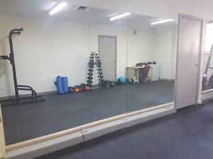 Personal trainer with private studio gym **NO MEMBERSHIP**