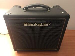 Blackstar HT-1 ampli lampe 1 wAtt mini