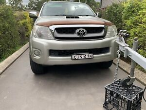 2011 Toyota Hilux SR5