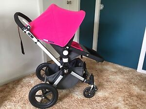 Bugaboo Cameleon - Hot Pink Fleece Temora Temora Area Preview