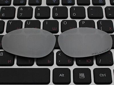 Replacement Titanium Polarized Lenses for-Oakley A Wire 2.0 (Oakley A Wire Replacement Lenses)