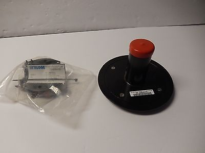 New Itron Erw 0031 007 Rs Pulser    40W 1 Pit Ert Unit Installation Kit