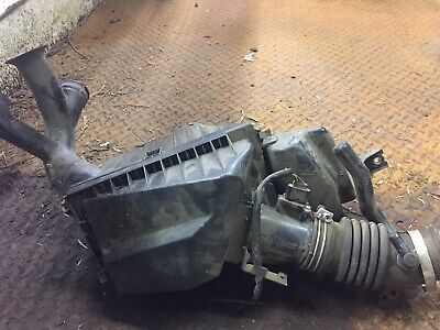 2006 NISSAN SENTRA 18L ENGINE AIR CLEANER BOX ASSEMBLY 02 03 04 05 06