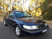 1995 Saab 900S Hatch Low Kms Log Books/History Sunroof Moorebank Liverpool Area Preview